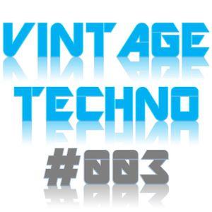 Vintage Techno #003