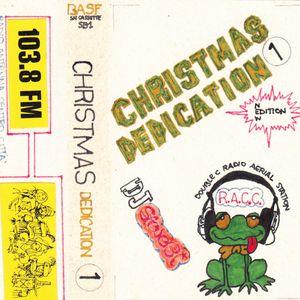 Christmas Dedication 1981_2