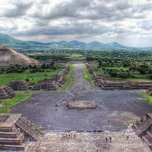 Paseos culturales: Teotihuacán