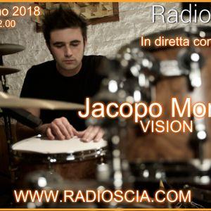 15 Giugno 2018 JACOPO MORIGGI - VISION