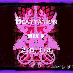 Dj Van Queen - Beattation Mix 9 - 2013