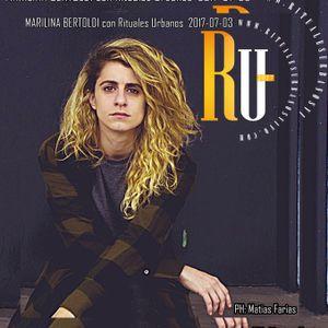 MARILINA BERTOLDI para Rituales Urbanos  2017-07-03
