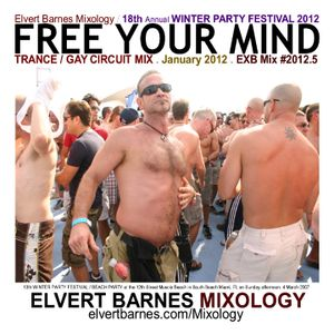 FREE YOUR MIND Classic Trance / Gay Circuit (18th Winter Party Festival) January 2012 Mix