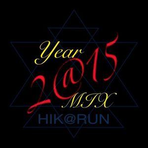 DJ HIK@RUN EDM MIX 89 (Best 2015 Part 1)