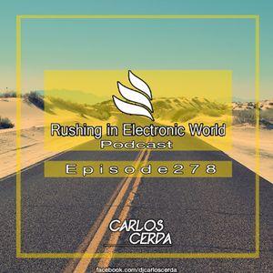 Carlos Cerda - RIEW 278 (21.05.19)