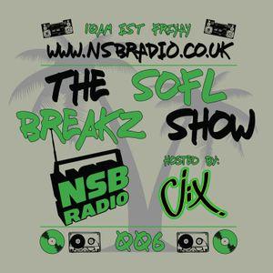 The SoFL Breakz Show w/ JIX - 006