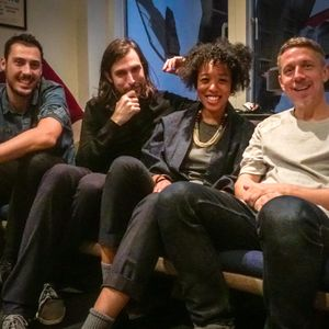 Brownswood Basement: Gilles Peterson with M.J. Cole, R&S Records, Kodama & Leila // 7-12-17