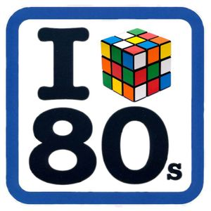 I Rubik the 80s