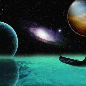 Liquid Lounge - Adrift At 100 Revolutions...