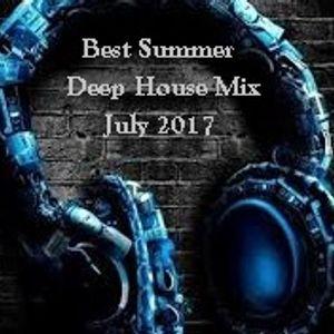Best Summer Deep House Mix July 2017