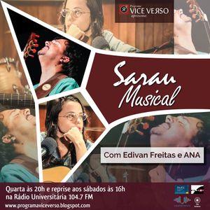 VICE VERSO - SARAU ABRIL - PARTE I