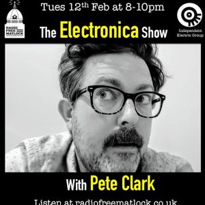The IEG presents The Midweek Mix, 12 February 2019, with Pete Clark