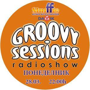 Shuffle Show Darik Radio - 28.03.2016 - Special Guest Dossiu Amudgev #110