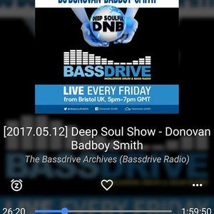 Deep Soul Hosted By Donovan Badboy Smith Mc Fats 2 Hour Special 30TH June 2017