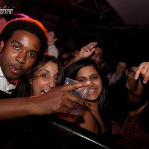 B4 Funky Fridays 13/01/12