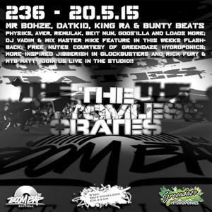 The Bottomless Crates Radio Show 236 - 20/5/15