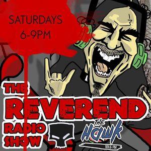 The Reverend Radio Show w/sg Kami Van Halst (May 21/2016)