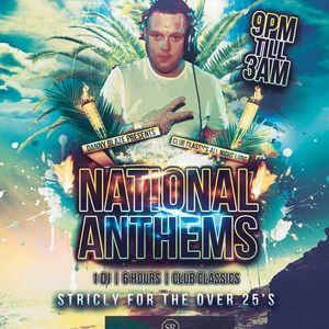 NATIONAL ANTHEMS RADIO SHOW 13 3 14 ON www.selectukradio.com