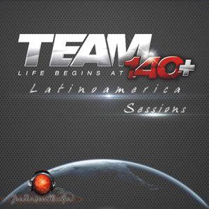 Team 140+ Sessions 005 (Part 2 Mixed by Fher Vizzuëtt)
