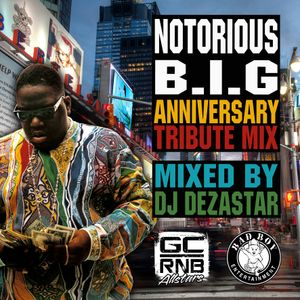 NOTORIOUS BIG ANNIVERSARY TRIBUTE MIX | MIXED BY DJ DEZASTAR