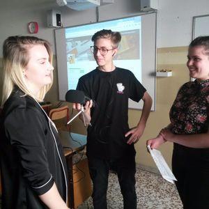Noi e l'Ambiente! - Progetto UE ACTECIM - Classi 2G-2E Liceo Berti Torino con ENGIM e MAIS ONG 2017