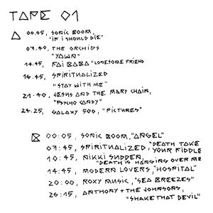 1028     Mixtape 01, Side A+B     Minimal Post Blues