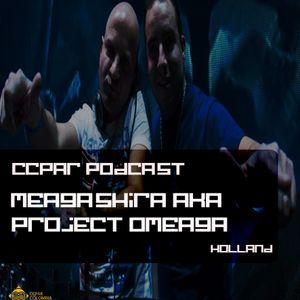 CCPAR Podcast 065 | Meagashira Aka Project Omeaga