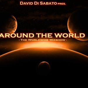 """David Di Sabato pres. """"Around The World"""" [Episode #008] - The Mixshow"""