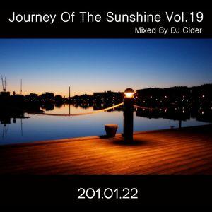 Journey Of The Sunshine Vol.19