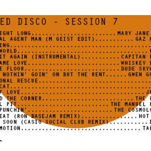 BAKED DISCO - SESSION 7