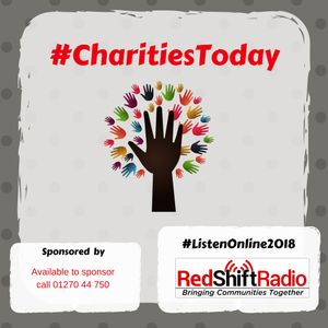 #CharitiesToday - 6 June 18 - Jo from Metabolic Support UK in the studio