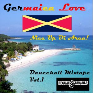 GERMAICA LOVE - Nice Up Di Area!