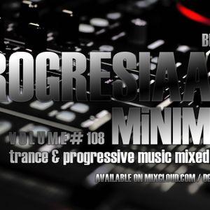 Progresiaaa! MiniMIX Vol. 108 (Mixed by DG) (2015)