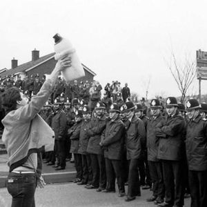 The British Miners strike of 1984-85 -Dave Douglass on a year of class war