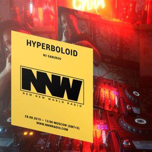 Hyperboloid w/ Saburov - 28th August 2019