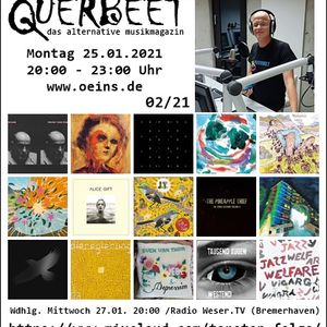 Querbeet - das alternative musikmagazin 02/21