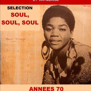 SELECTION DJ  spéciale SOUL SOUL SOUL (soul, funk & afro)  By BLACKVOICESDJ