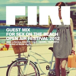 DJ Piri - Guest Mix For Sex On The Beach Open Air Festival 2012