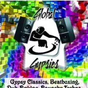 """Global Gypsy`s""@The Roxy,20th Jan 2012-Warm-Up Set."