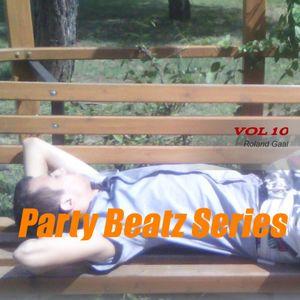 Roland Gaal - Party Beatz Vol 10