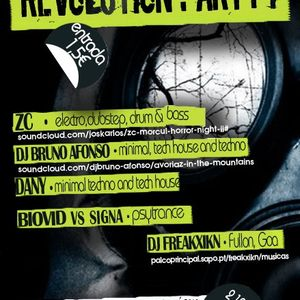 ZC @ Bombar - Revolution Party 2-12-2011