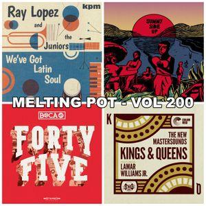 Melting Pot - Vol 200