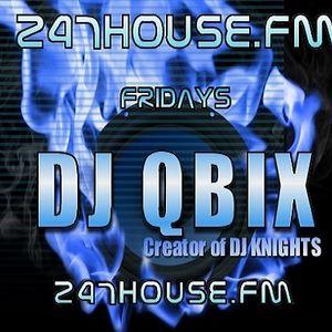 DJ QBIX LIVE@247HOUSE.FM DJK#251pt.1 HOUSE 3-25-2016