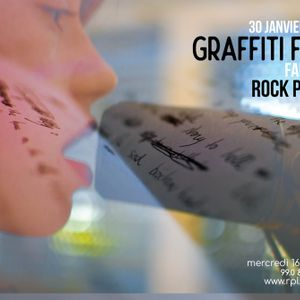 Rock Pop Live - 30-01-19 - Guest Graffiti Fish