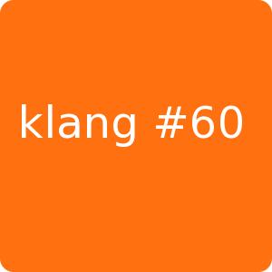 klang#60