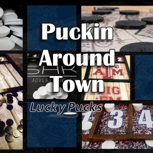 Puckin Around Town 03-14-2016 with Becky Corthell, Clay Paschal, and Laura