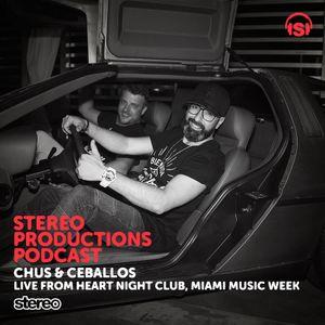 WEEK14_16 Chus & Ceballos live from Heart, Miami Music Week