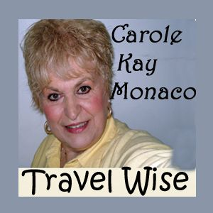 Author Chris Kuzneski on Travel Wise with Carole Kay