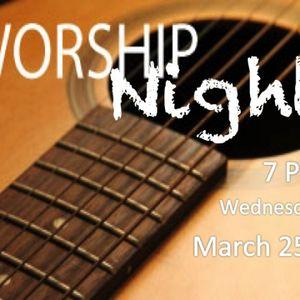 WORSHIP NIGHT Excerpts with GenREV & GenPraiZe