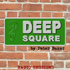 DEEP SQUARE 012 by Peter Baker